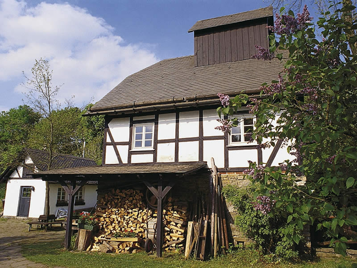 Alte Mühle bei Cobbenrode (Eslohe)