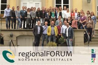 Das regionalFORUM.NRW