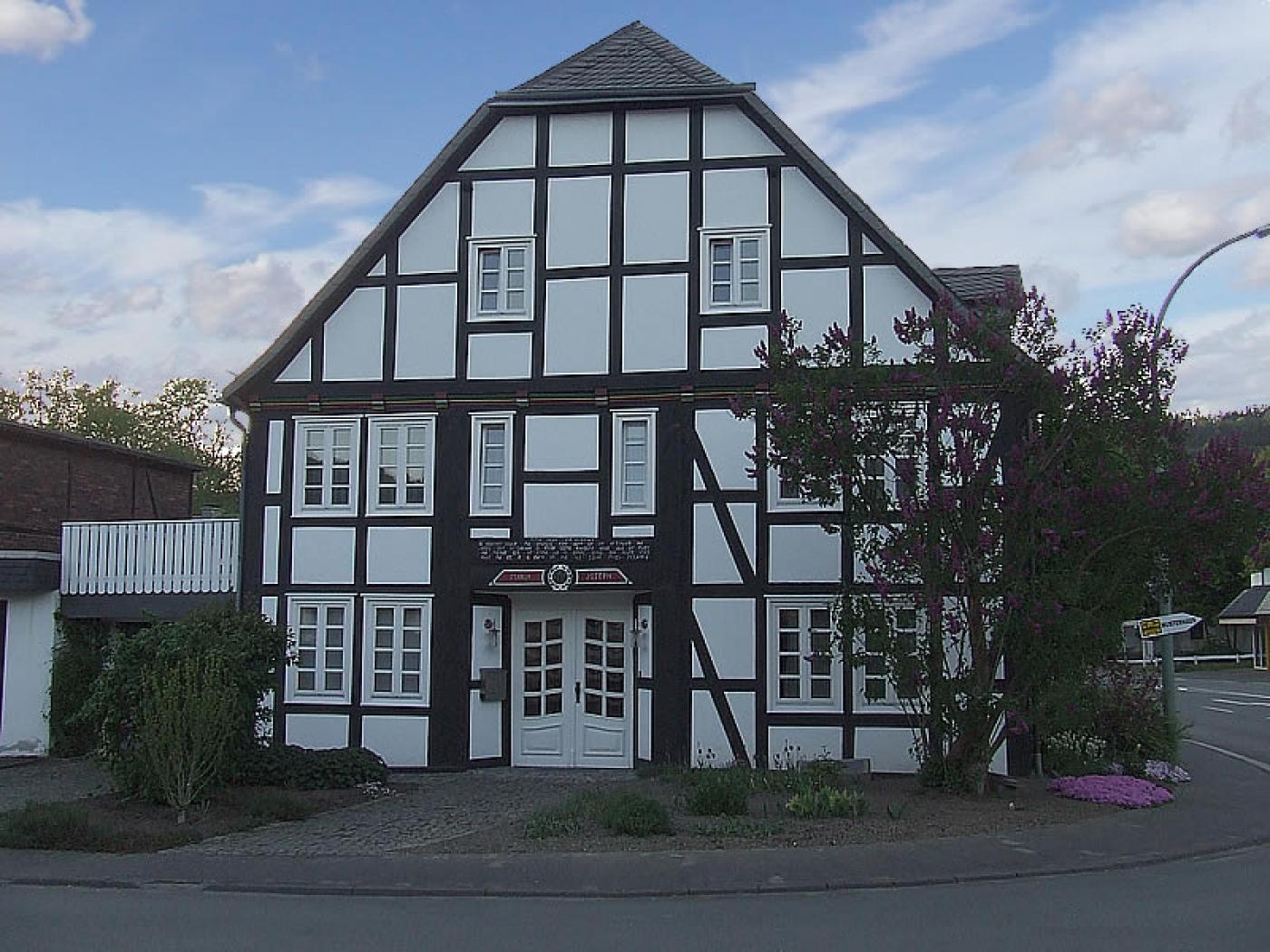 Fachwerkhaus in Ostwig (Bestwig)