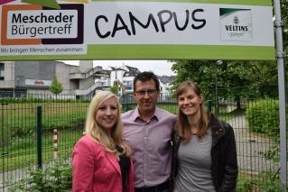 Zusammen SauerLanden - der Neubürgerstammtisch zieht auch durch die LEADER-Region