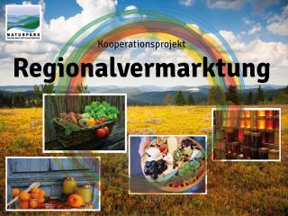 Kooperationsprojekt zur Regionalvermarktung