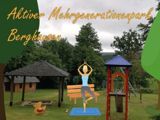 Aktiver Mehrgenerationenspielplatz Berghausen