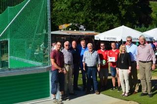 Multifunktionsspielfeld in Oberkirchen eröffnet