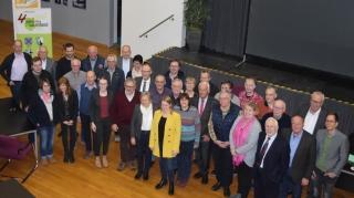 Neue Ämter in Jahreshauptversammlung besetzt