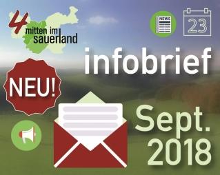 Neuer Infobrief für September erschienen