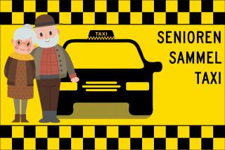 Senioren-Sammeltaxi