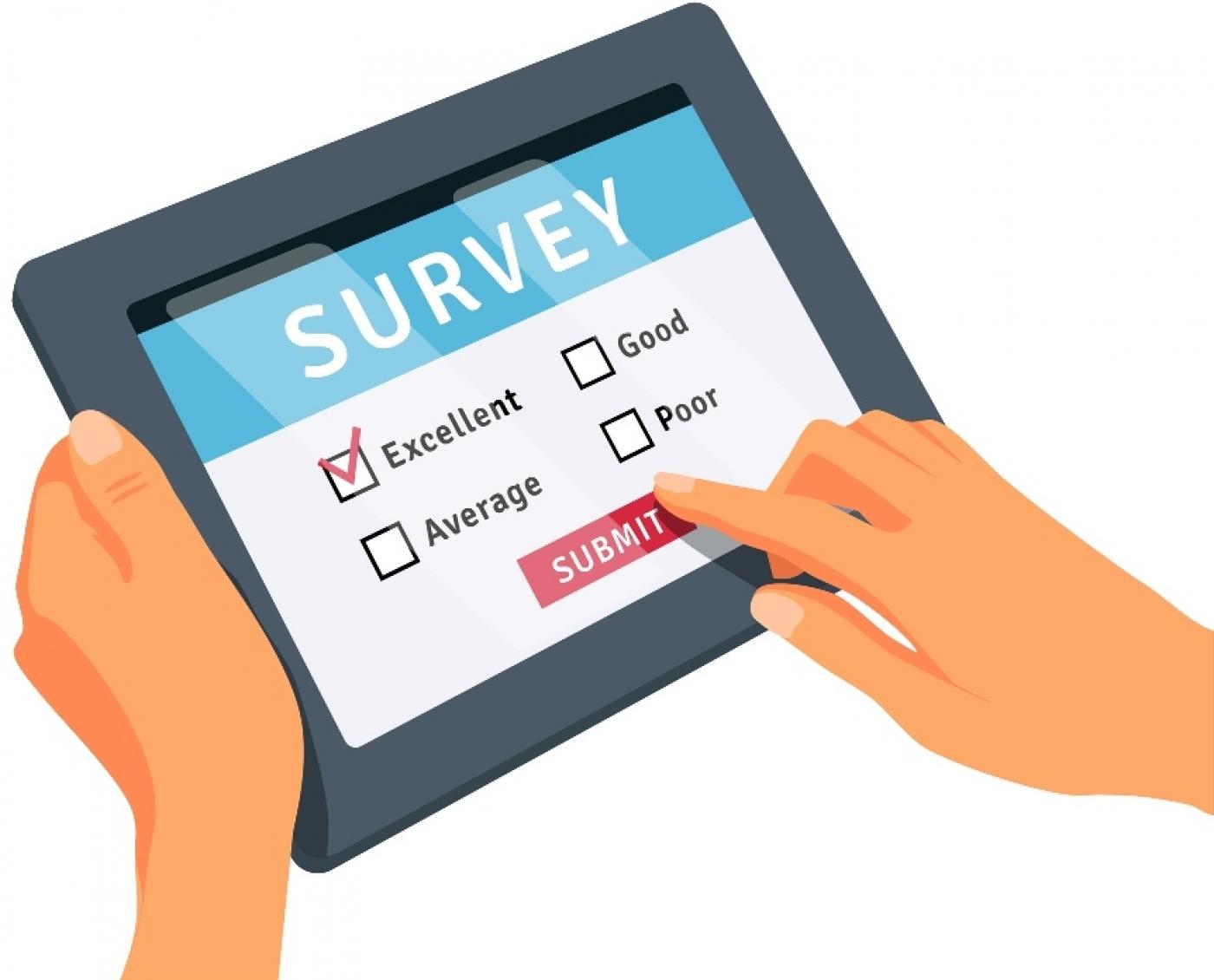 Studie zum Einkaufsverhalten: Ihre Mithilfe ist gefragt!